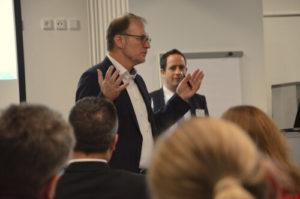 Prof. Dr. Kemmner, Experte für die Bestandreduzierung bei gleichzeitiger Lieferbereitschaftssteigerung, berät Unternehmen nun auch bei der Optimierung ihrer PP/DS-Feinplanung